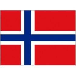 Carte ICAO VFR Norvegia