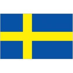 Carte ICAO VFR Svezia