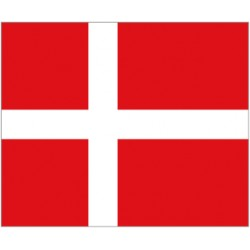 Carta ICAO VFR Danimarca