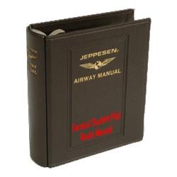 (immagine di esempio, il raccoglitore fornito sarà quello standard Airway o VFR Manual)