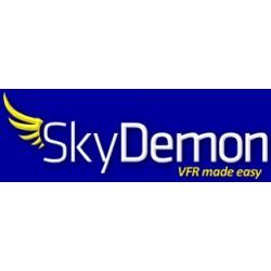 SkyDemon, licenza personale, primo anno