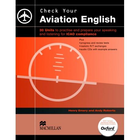 MacMillan Check your Aviation English