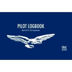 Logbook Libretto di volo EASA EU FCL . 050