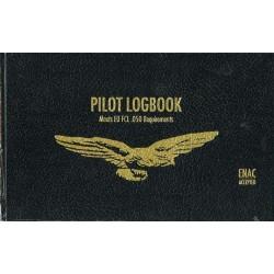 Pilot Logbook Libretto di volo EASA EU FCL .050 Big