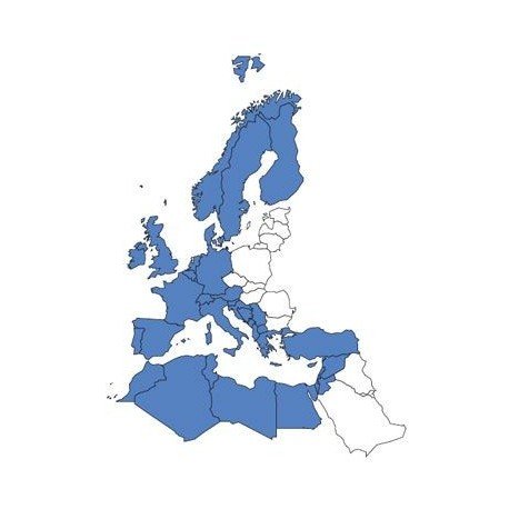 Abbonamento IFR digitale Europa Mediterranea (ERM)
