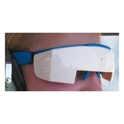 Occhiali per addestramento volo strumentale IFR