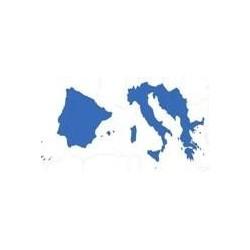 Abbonamento VFR digitale Europa Meridionale per MFD