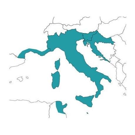 Abbonamento JeppView Italia IFR