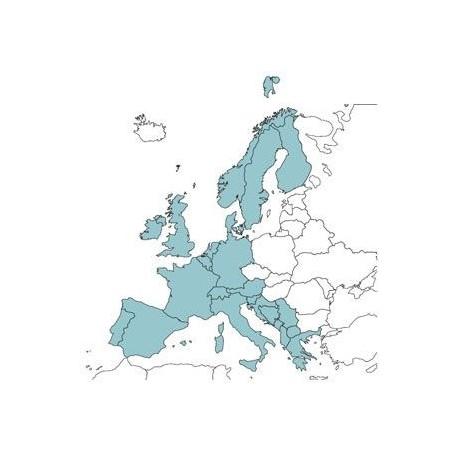 Abbonamento IFR digitale Europa per MFD (EUR)