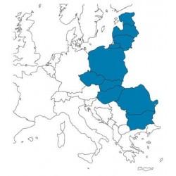 Abbonamento JeppView Est Europa IFR (EAS)