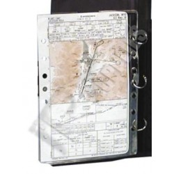 Approach Chart pocket (set di 3 pezzi)