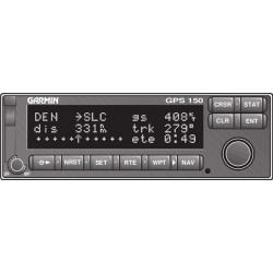 Garmin GPS 150/150XL, GNC 250/250XL