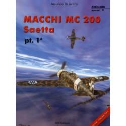 MACCHI MC 200 Saetta