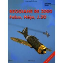 REGGIANE RE 2000 Falco, Héja, J. 20