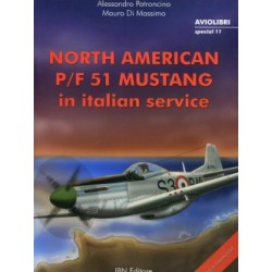 "NORTH AMERICAN P/F 51D MUSTANG in ""Italian service"""