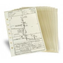 Approach Chart Protector